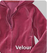 More about velour
